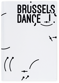 Brussels Dance ! - visual-identity